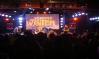 """JOHNNY WINTER: """"I play for my people"""""""