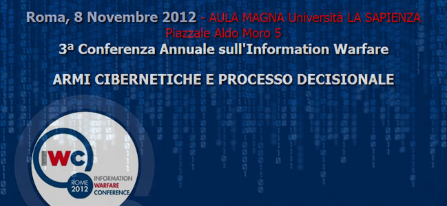 Information Warfare Conference
