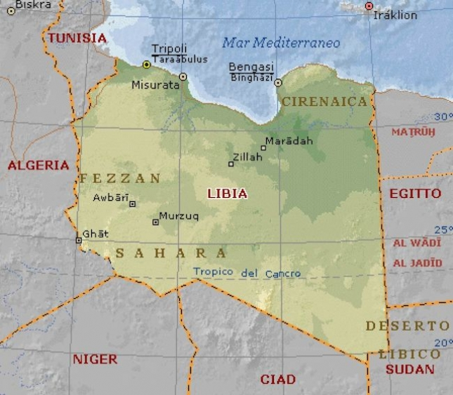 LIBYA AND THE FUTURE OF SECURITY IN THE MEDITERRANEAN