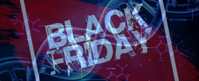 Black Friday e test del DNA