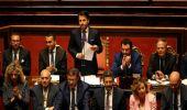 Il discorso del Presidente del Consiglio dei Ministri italiano Giuseppe Conte