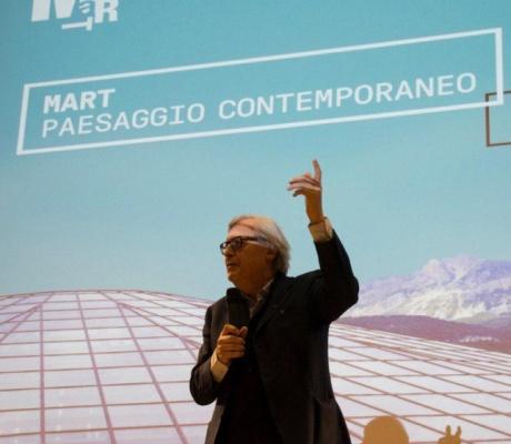 Se Vittorio Sgarbi diventa Presidente del MART