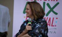 Greta Scacchi al Cortona Mix Festival