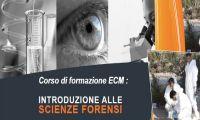 L'IMPORTANZA DELLA FORMAZIONE NELLE SCIENZE FORENSI