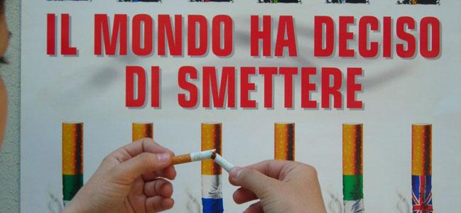 Corso per smettere di fumare