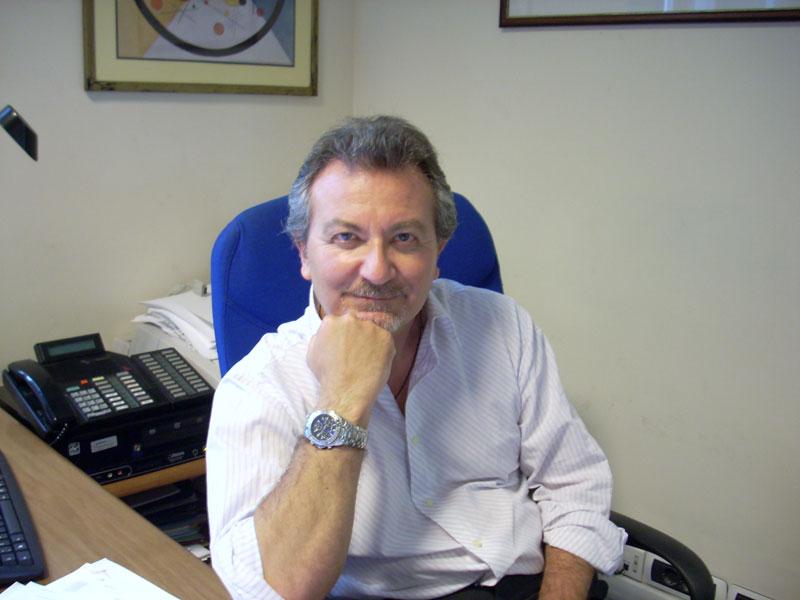 Il direttore Prof. Sergio Giangregorio