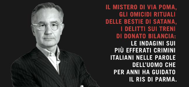 Luciano Garofano - Uomini che uccidono le donne