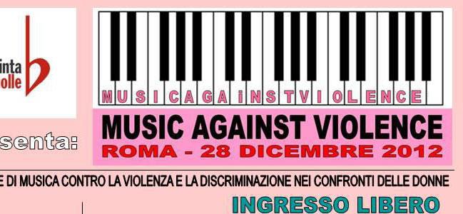Musica contro la violenza